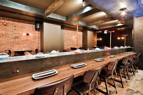 kyozon le restaurant o 249 retrouver l authentique tapis roulant 224 sushis