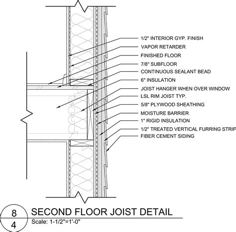100 tji floor joist details cad details resources lp building products kitchen island