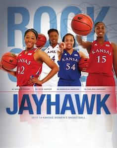 2013 14 Kansas women's basketball guide by Kansas Jayhawks ...