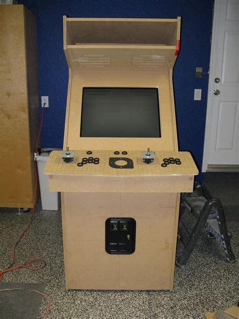 mame cabinet building an arcade machine from scratch tweak3d