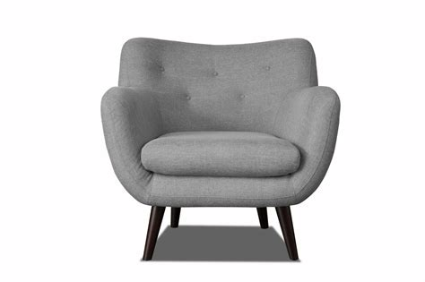 fauteuil design en tissu gris clair axelle fauteuil en tissu fauteuil salon