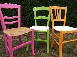 r 233 sultat de recherche d images pour quot peindre chaises bois paille quot id 233 e cuisine