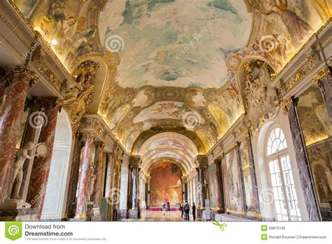 salle des illustres in the capitole the toulouse editorial image image 50875195