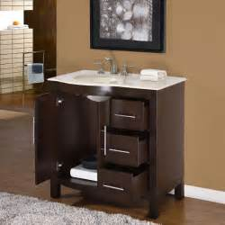 36 quot silkroad single sink cabinet bathroom vanity hyp 0912 cm uwc 36 l bathroom