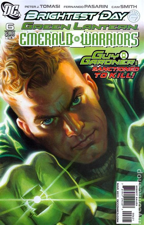 green lantern emerald warriors 2010 comic books