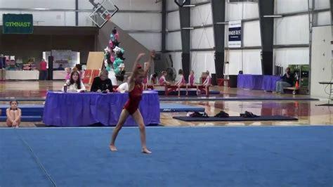 usga 2013 2021 level 3 gymnastics alina s floor routine