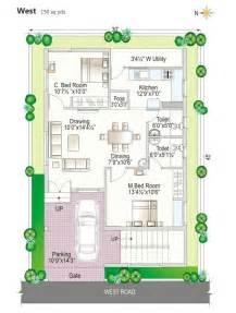 west facing house vastu floor plans escortsea