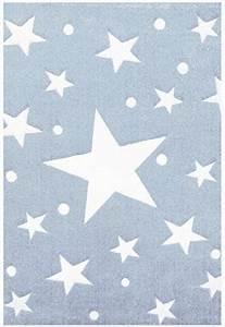 Teppich Stern Blau : genial teppich stern blau kinderteppich happy rugs stars blauweiss 160x230 cm 1 262x380 11434 ~ Markanthonyermac.com Haus und Dekorationen