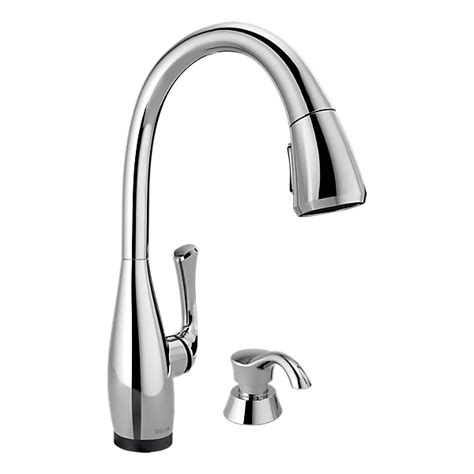 19940t sd dst single handle pull kitchen faucet