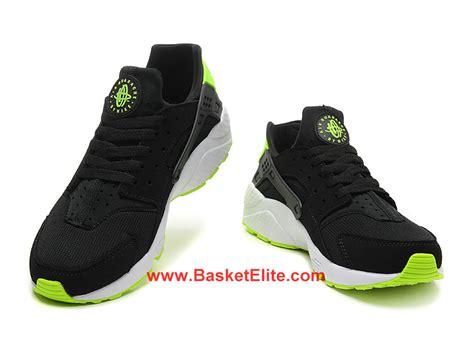 chaussure de course homme nike air huarache pas cher venom green 318429 030 1607260135 les