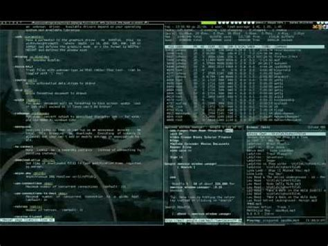 awesome wm on arch linux how to make do everything
