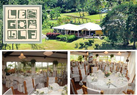 le restaurant du golf l officiel du mariage mariage guadeloupe mariage guadeloupe mariage