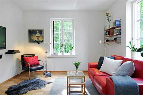 Furnishing A Small Apartment On Budget