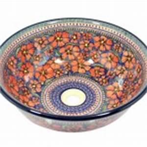 Bemalte Keramik Waschbecken : antike waschbecken bemalte keramik waschbecken designer vintage waschbecken ~ Markanthonyermac.com Haus und Dekorationen
