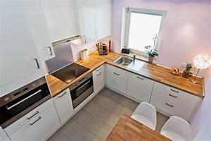 Weiße Hochglanz Küche Reinigen : wir renovieren ihre k che kleine moderne kueche ~ Markanthonyermac.com Haus und Dekorationen