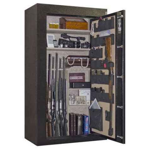 cannon ts7240dlx wide gun safe 48 gun