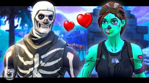 Skull Trooper Loves Ghoul Trooper