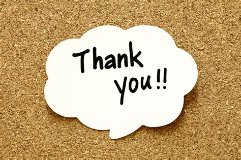 Employee Thank You Letter Examples