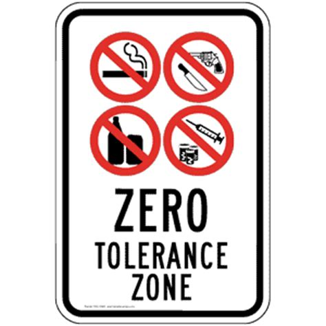 Zero Tolerance Zone Sign Pke14469 Alcohol  Drugs  Weapons. Loan Ace Mortgage Software Check For Bedbugs. Kohler Toilet Repair Fill Valve. Commercial Picnic Tables And Benches. Company Virus Protection Fast Cable Internet. Phoenix Analysis And Design Technologies. Nys Auto Insurance Companies The Lake Bank. Travel Agency Insurance Types Of Student Loan. Home Carpet Replacement Cal State Mba Ranking