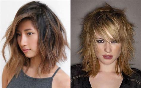 Medium Length Haircuts And Colors 2018