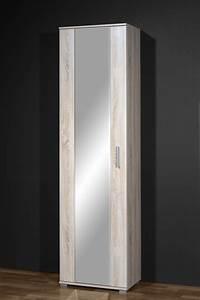 Kleiderschrank 8 Türig : kleiderschrank 1 t rig mod gm415 sonoma eiche h c m bel ~ Markanthonyermac.com Haus und Dekorationen