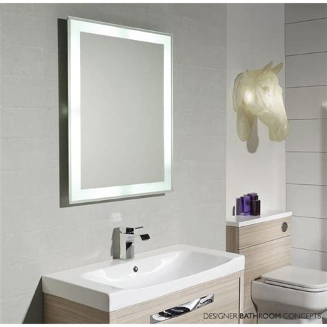 Lighted Bathroom Mirrors Wall by Lit Bathroom Mirror Lighted Wall Mirror Bathroom Lighted