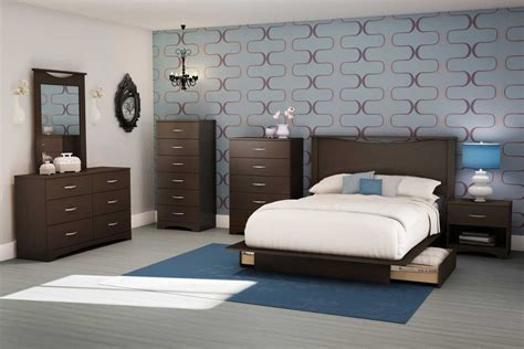 South Shore Contemporary Bedroom Furniture Set With Wooden Nightstand And 6 Drawer Dresser Chest Of Drawers Kijiji International 3 Drawer Portable Tool Fisher Paykel Dishdrawer Clogged 2 Kenmore Refrigerator Replacement How To Install A Pos Cash Kitchen Inserts For Cutlery Furniture Slides 5 Storage Trolley On Wheels