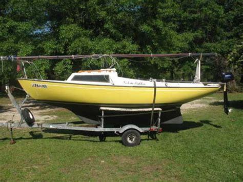 Craigslist Boats For Sale Victoria Texas by Victoria 18 Sailboat For Sale