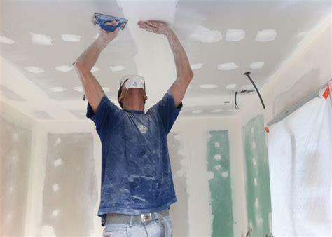 comment poser un faux plafond placo bricobistro