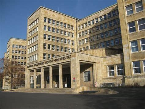 Ig Farben Building Johann Wolfgang Goethe University