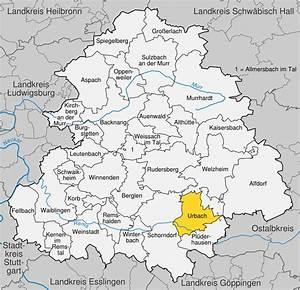 Fertiggaragen Baden Württemberg : urbach baden w rttemberg wikipedia ~ Whattoseeinmadrid.com Haus und Dekorationen