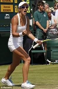 WIMBLEDON 2010: Anne Keothavong lets slip a 4-0 third set ...