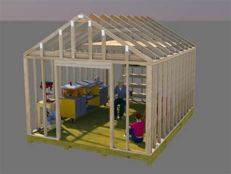 storage shed building plans 12x16 gable shed plans