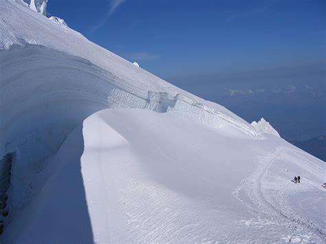 alpinisme mont blanc du tacul 4248 m pays du mont blanc haute savoie
