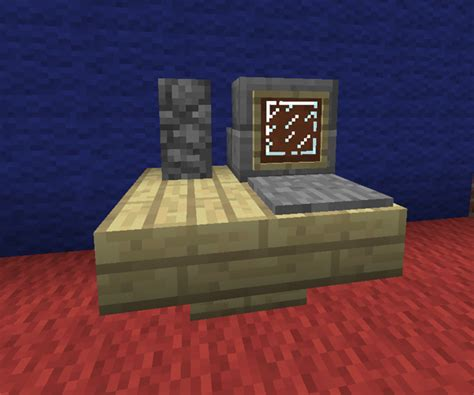 minecraft bedroom furniture greenvirals style
