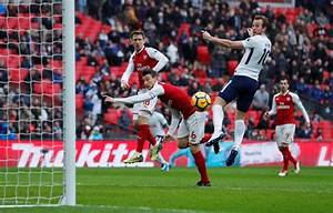 EPL: Harry Kane downs Arsenal in North London derby ...