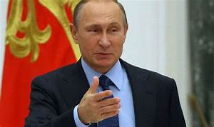 Vladimir Putin named most powerful man in the world in ...