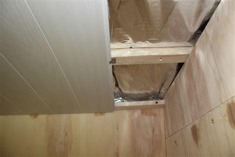 pose du lambris au plafond poimobile fourgon am 233 nag 233