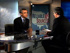 Reliable Sources: For journalists, how close is too close ...