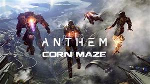 Anthem Official Corn Maze Revealed By BioWare   Fextralife