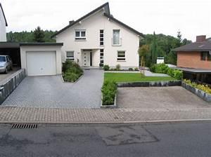 Hauseingang Pflastern Ideen : vorgarten in der voreifel 210 qm ~ Markanthonyermac.com Haus und Dekorationen