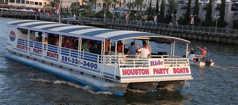 Houston Party Boats by Rates Information Houston Party Boats