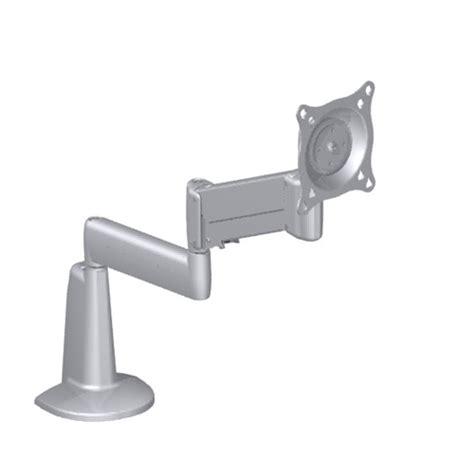 Adjustable Monitor Arms Desk Mount by Kcg110s Height Adjustable Dual Arm Desk Mount Single