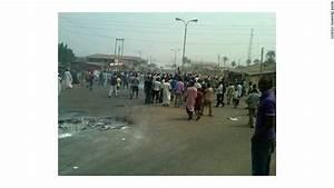 Nigerians protest end of fuel subsidy - CNN.com