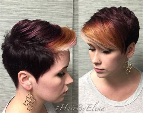 40 Short Haircuts For Girls With Added Oomph Very Short Emo Hair For Guys Colors Fall Winter 2016 Medium Long Hairstyles Heart Shaped Face Best Perm Thin Fine How To Straighten Without Heat While Dry Easy Updo Length Shahid Kapoor Hairstyle Photos Side Bangs Haircuts Thick