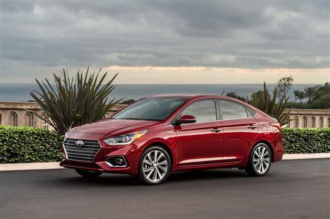 2018 Hyundai Accent Comes To California  Automobile Magazine