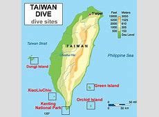 How good is scuba diving in Taiwan? Quora