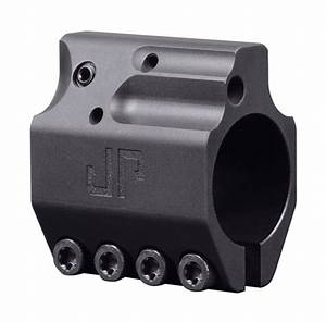 JP Low Profile Adjustable AR15 Gas Block System .750 Bore