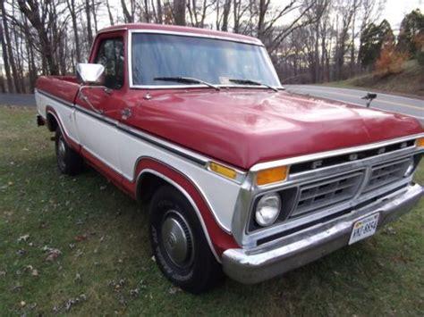 purchase used 1977 ford f100 ranger xlt in bassett virginia united states