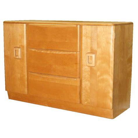 Vintage Heywood Wakefield Sideboard Buffet M592 Ebay